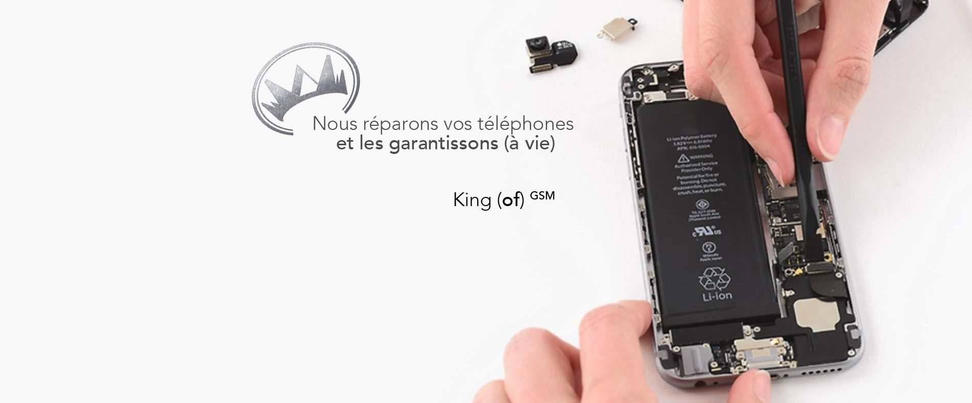 reparation iphone geneve